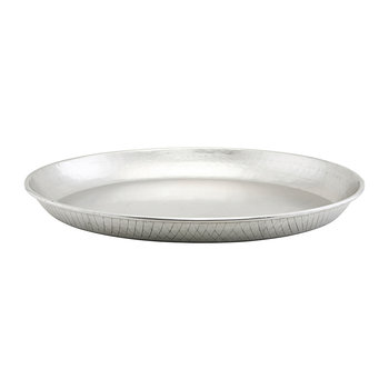 Silver Diamond Tray