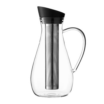Infusion Iced Tea Carafe - Black