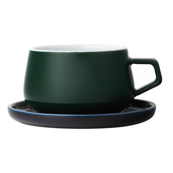 Classic Ella Teacup - Forest Pine