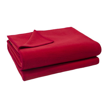 Soft Fleece Blanket - Strawberry
