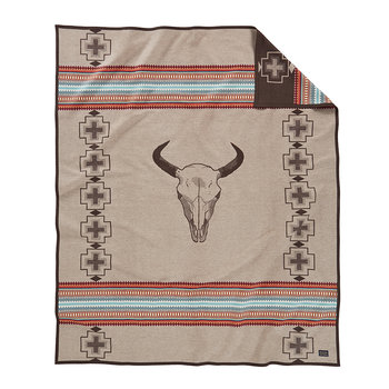 Blanket Robe - American West
