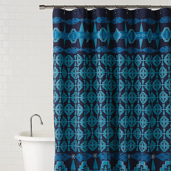 Tucson Printed Shower Curtain