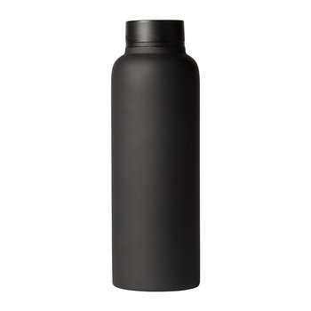 Stainless Steel Flask - Black