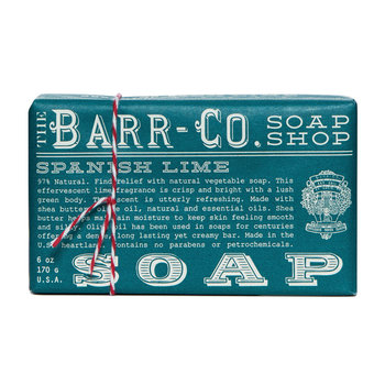 Scented Soap Bar - Spanish Lime