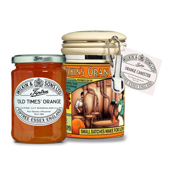 Heritage Canister - Marmalade