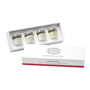 Mini Candle Gift Box - English Berries
