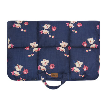 Floral Print Dog Travel Mat