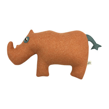 Jonah the Rhinoceros Stuffed Animal