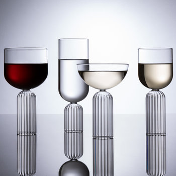 May Collection Glass - Set of 2 - Medium
