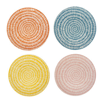 Seeds Side Plate - Set of 4