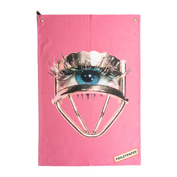 Toiletpaper Tea Towel - Eye