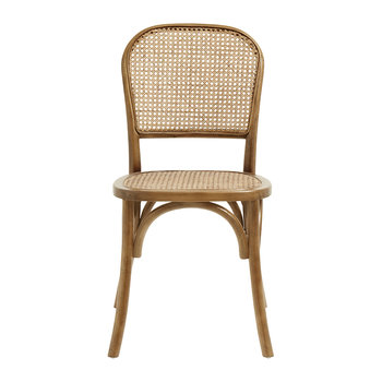 Wicky Rattan Chair - Brown