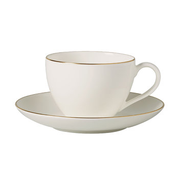 'Anmut Gold' Coffee Cup & Saucer