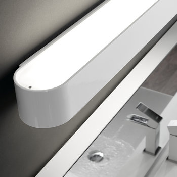 BCN LED Wall Light - White Ribbon