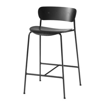 Pavilion Bar Stool - Black