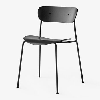 Pavilion Chair AV1 - Black