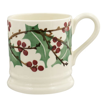 Winterberry Mug - Medium