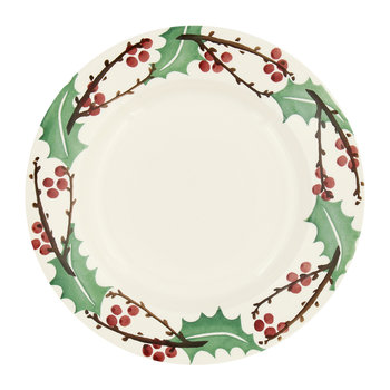 Winterberry Mince Pie Plate