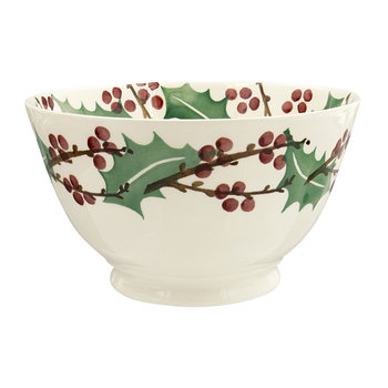 Winterberry Cereal Bowl