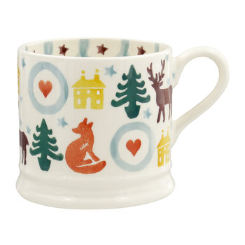 Christmas Brights Mug - Small