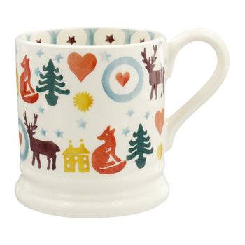 Christmas Brights Mug - Medium