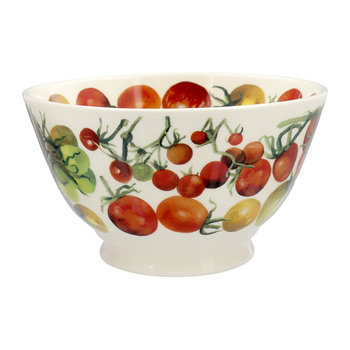 Vegetable Garden Tomatoes Bowl - Cereal Bowl