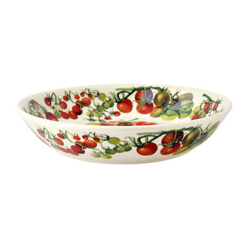 Vegetable Garden Tomatoes Bowl - Pasta Bowl