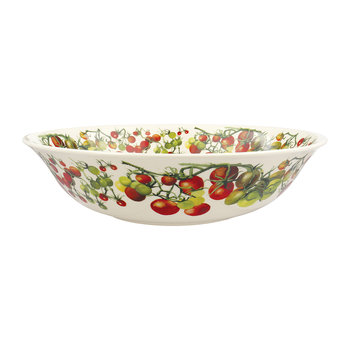 Vegetable Garden Tomatoes Serving Bowl