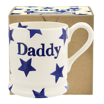 Blue Star Daddy Mug
