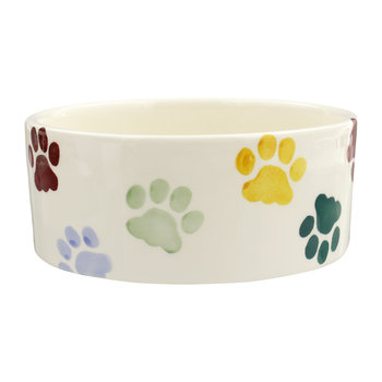 Polka Paws Pet Bowl
