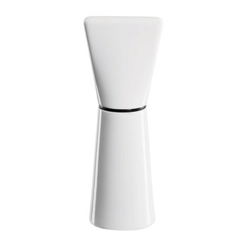 Ceramic Salt and Pepper Mill - White