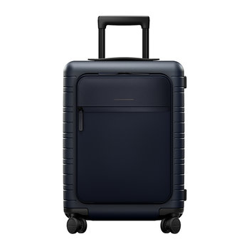 M5 Smart Hard Shell Cabin Suitcase - Night Blue