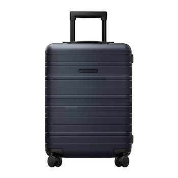 Smart Hard Shell Suitcase - Night Blue