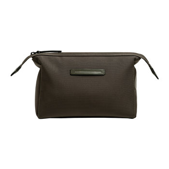 Koenji Wash Bag - Dark Olive