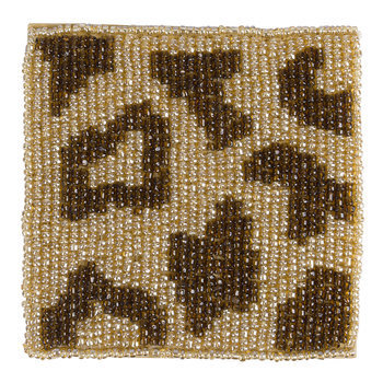 Leopard Coaster - Set of 4