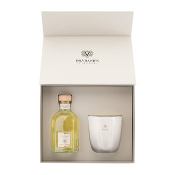 Reed Diffuser and Candle Gift Set - Ginger