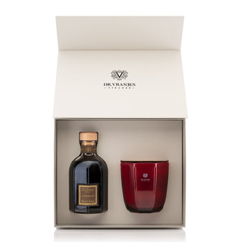 Reed Diffuser and Candle Gift Set - Oud Nobile