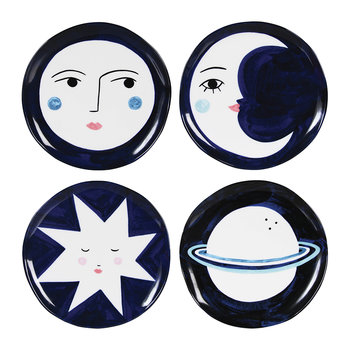 Lisa Plates - Set of 4