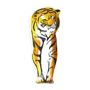 Anouk Tiger Plate - Standing
