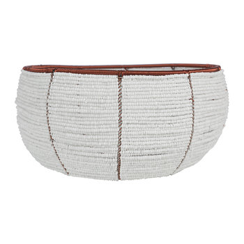 White Plain Bowl - Large