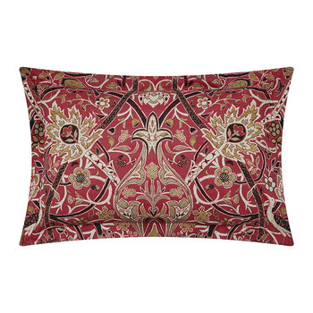 Bullerswood Oxford Pillowcase - Paprika