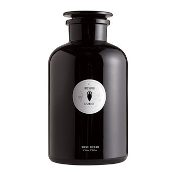 Apothecary Bath Salt - Bois Sauvage