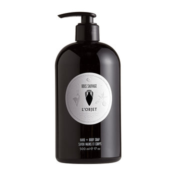Apothecary Hand and Body Wash - Bois Sauvage