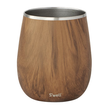 Wine Tumbler - Teakwood