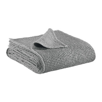 Maia Stonewashed Throw - Ecume