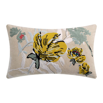 Fiori Pillow - Natural - 30x50cm