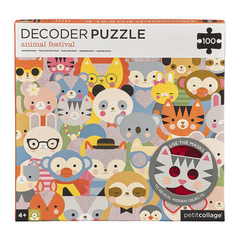 Decoder 100-teiliges Puzzle