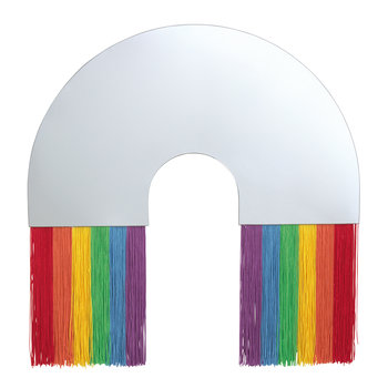 Rainbow Wall Mirror - Large