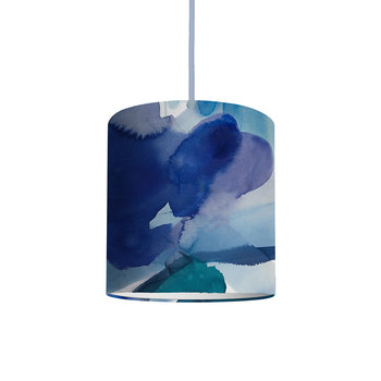 Blue Skies Ceiling Lamp Shade