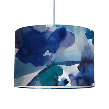 Blue Skies Ceiling Lamp Shade - Large